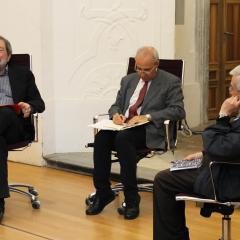 """Dibattito """"Il nostro '68"""" tenutosi nel Coro di Notte del Monastero dei Benedettini di Catania"""