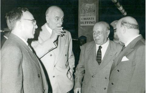 Estate 1959 celebrazioni centenario LA NAZIONE