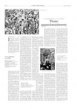 L'osservatore romano - Vivere appassionatamente